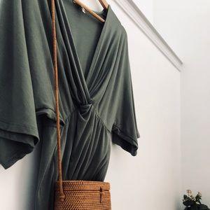 Joie Sorina twist dress